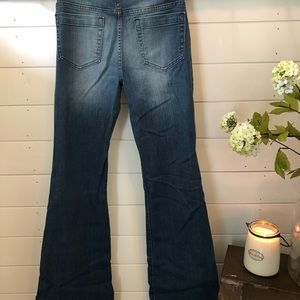 Michael Kors Flare Jean Size 4